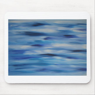 Evitavic paintings collection Blue Sky Mouse Pad