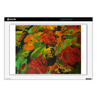 Evitavic paintings collection Red Roses Skin For Laptop