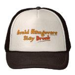 Evite las resacas - los gorras bebidos estancia