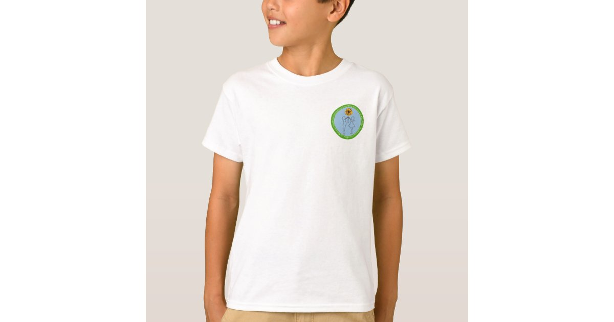 Evm Kids Shirt Front Pocket Design T Shirt Zazzlecom