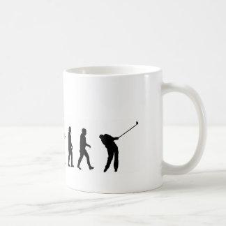 EVO06 evolution golf, golfer Coffee Mug