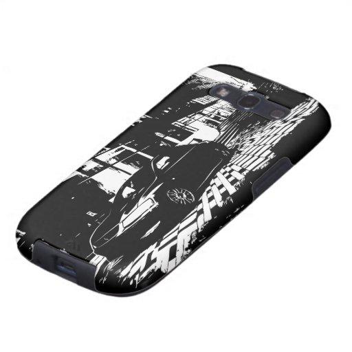 EVO 9 amazing side shot Galaxy S3 Case