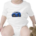 Evo Blue Car Bodysuits