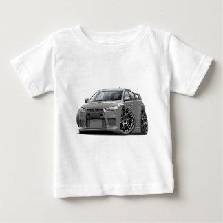 Evo Grey Car Baby T-Shirt