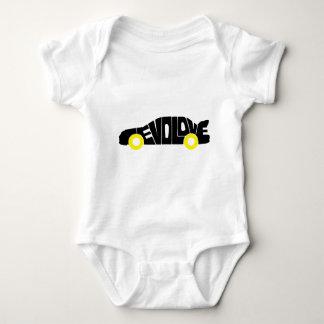 Evo Love Baby Bodysuit
