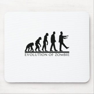 EVO OF ZOMBIE MOUSE PAD