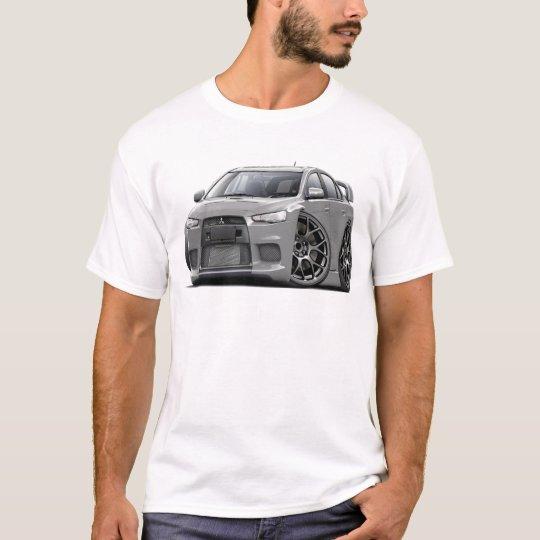 Evo Silver Car T-Shirt
