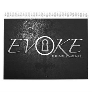 Evoke 2014 calendar