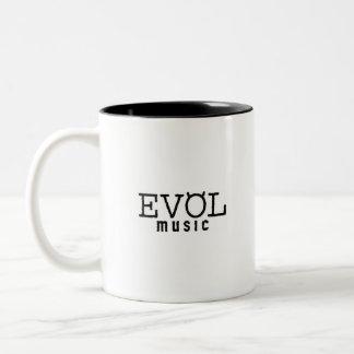 Evol Music mug
