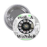 Evola Wonder Rotary Dial Pin