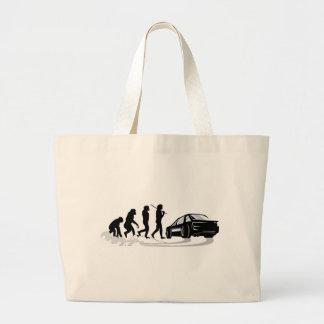 Evoloution Tote Bag