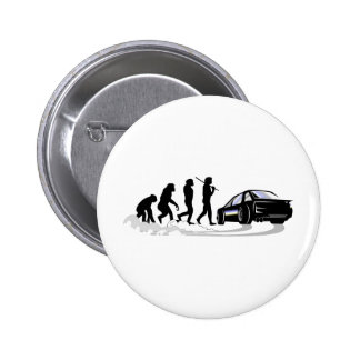 Evoloution Pinback Buttons