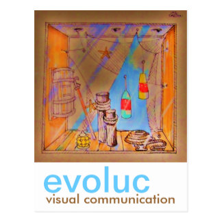 evoluc post cards