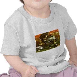 Evolución 2 camisetas