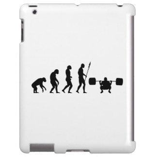 evolución agazapada funda para iPad