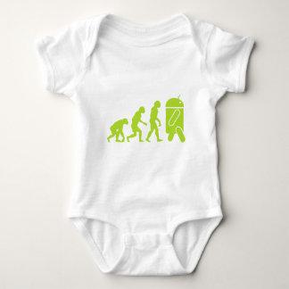 Evolución androide tshirts