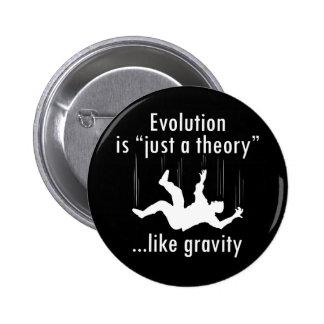 Evolución apenas una teoría pins
