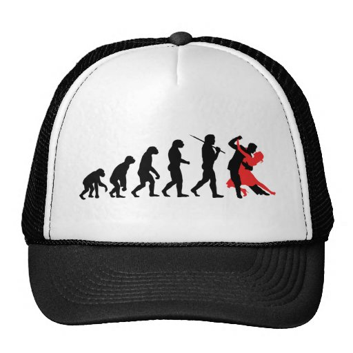 Evolución - baile gorra
