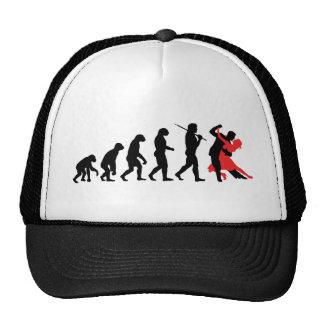 Evolución - baile gorras