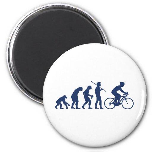 Evolución Biking Imán Redondo 5 Cm