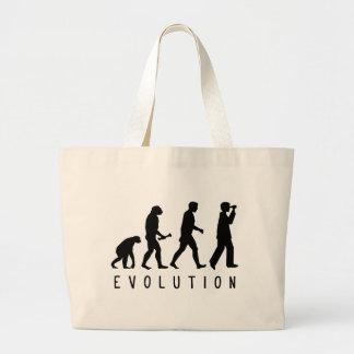 Evolución: Birder Bolsa Tela Grande