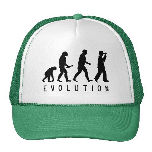 Evolución: Birder Gorra