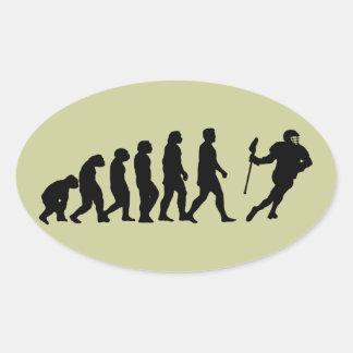 Evolución Calcomanías Ovales Personalizadas