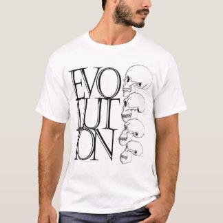 Evolución (camisa ligera) playera