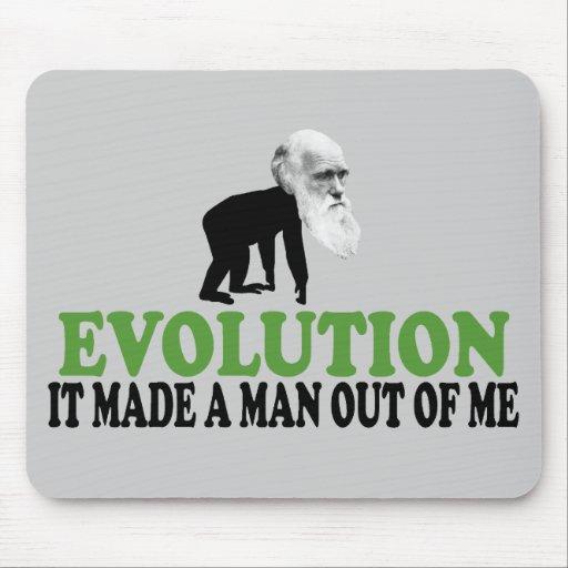 Evolución de Darwin Tapete De Raton