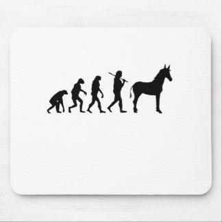 EVOLUCIÓN DE DEMÓCRATA MOUSEPAD