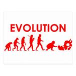 Evolución de Jiu Jitsu Postal