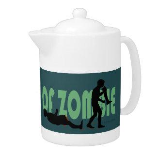 Evolución de la aguamarina del zombi