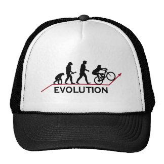 Evolución de la bici de montaña gorros