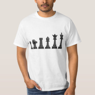 Evolución de la camisa del ajedrez