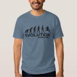EVOLUCIÓN de la camiseta divertida de NBA del Playera
