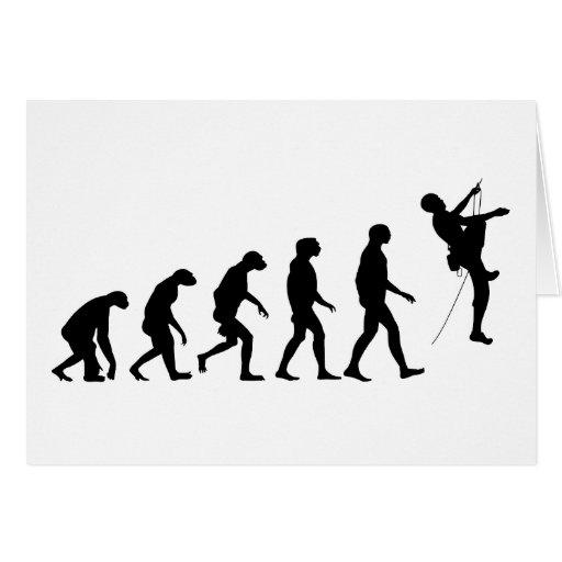Evolución de la escalada felicitacion