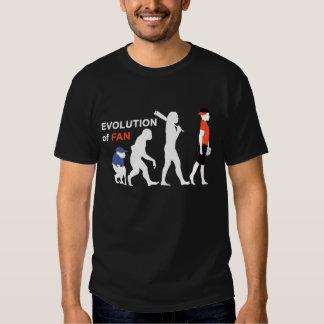 EVOLUCIÓN de la FAN Polera