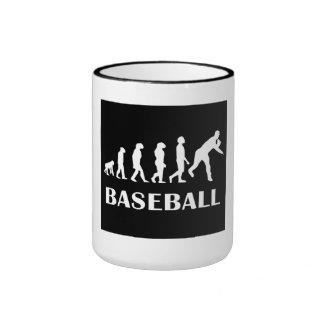 Evolución de la jarra del béisbol tazas