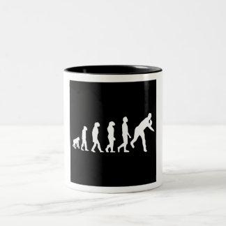Evolución de la jarra del béisbol taza