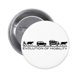 evolución de la movilidad pins