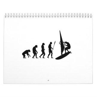 Evolución de la navegación del tablero calendario de pared