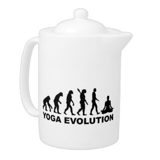 Evolución de la yoga