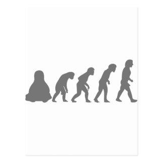 EVOLUCIÓN DE LINUX TUX POSTALES