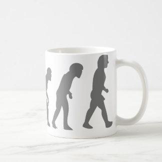 EVOLUCIÓN DE LINUX TUX TAZA