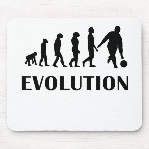 Evolución de los bolos alfombrillas de ratones