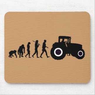 Evolución de los granjeros de cultivar conductores alfombrillas de ratón