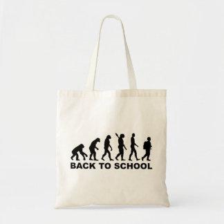Evolución de nuevo a escuela bolsas de mano
