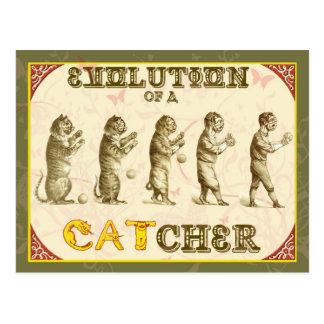 Evolución de un colector tarjetas postales