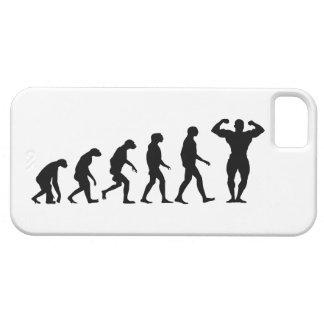 Evolución del caso del iPhone 5 del Bodybuilding iPhone 5 Funda