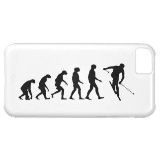 Evolución del caso del iPhone 5 del esquí Funda Para iPhone 5C